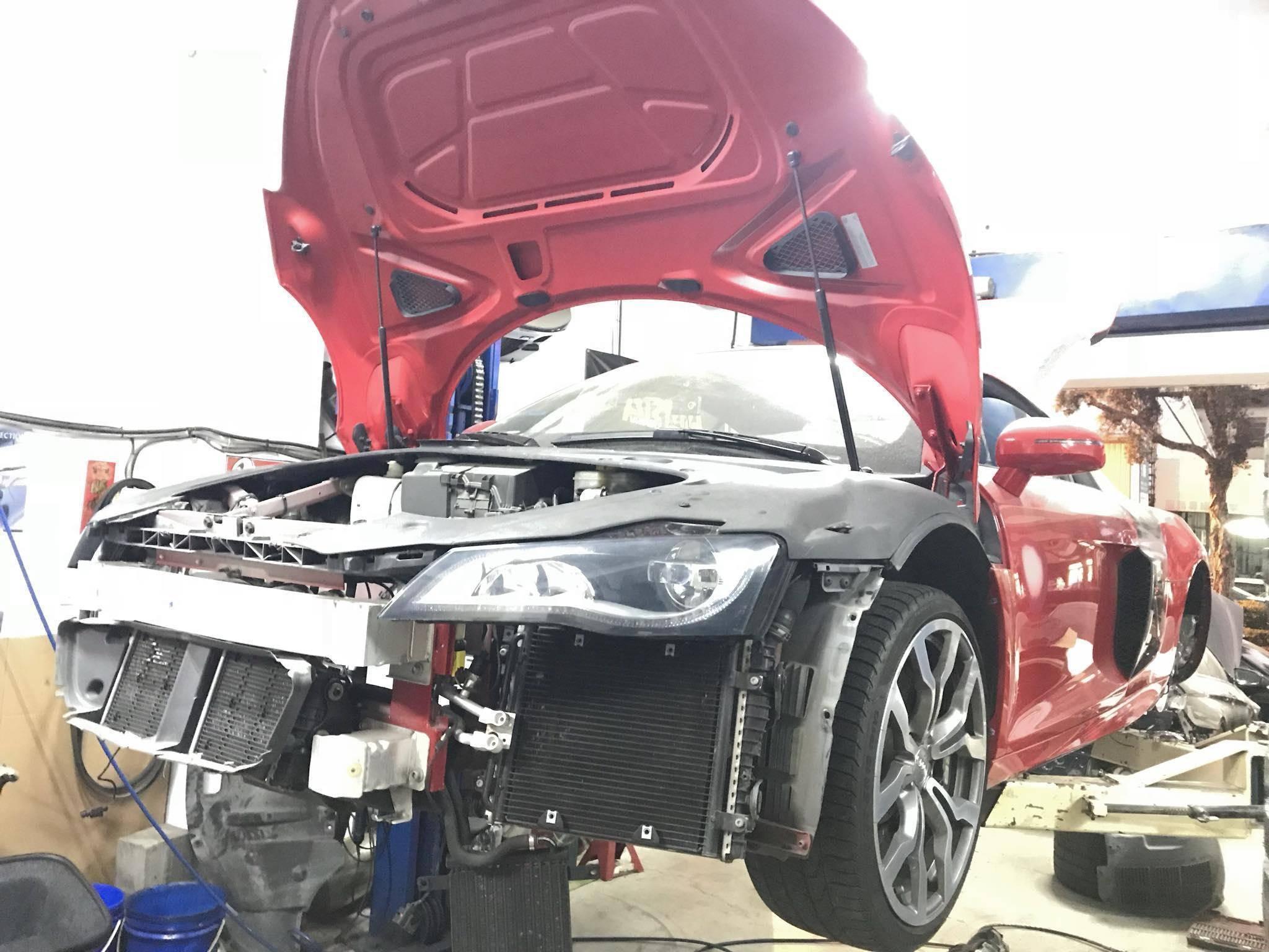 OiCar翊祥汽車修護廠冷卻系統維修