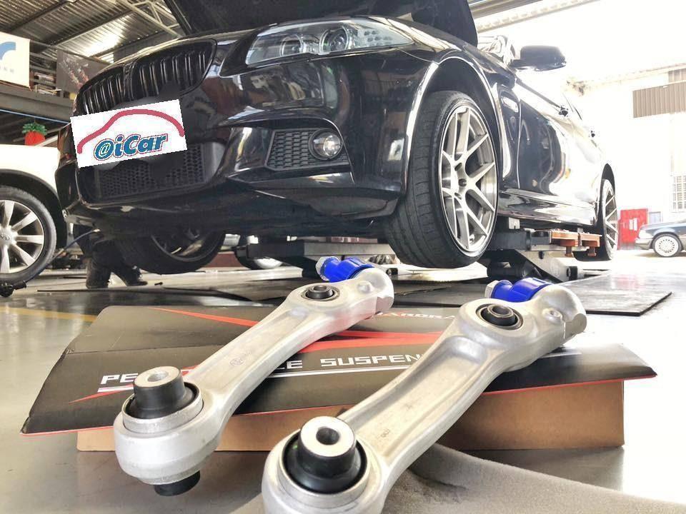 2進發柏仕車業提供多種強化升級工程,配合專業的底盤調教,讓愛車換裝如虎添翼。