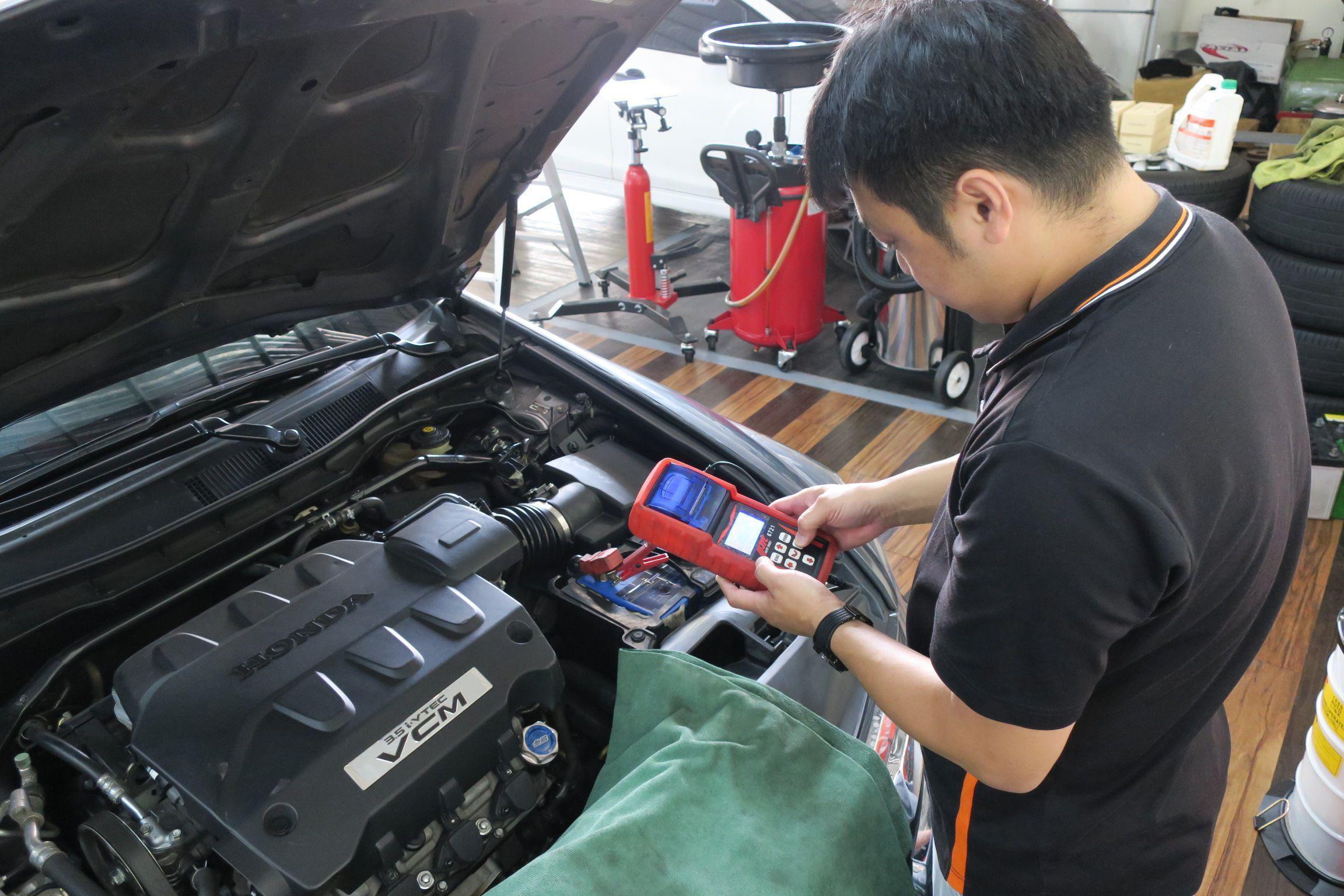 OiCar富昇汽車保修