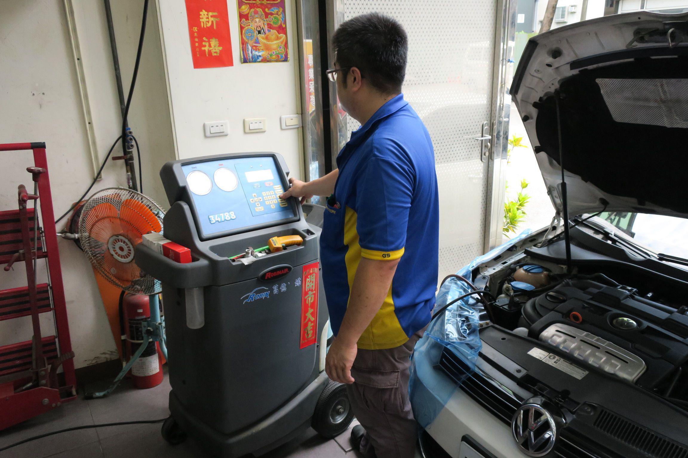 OiCar億霖專業保修冷氣系統問題