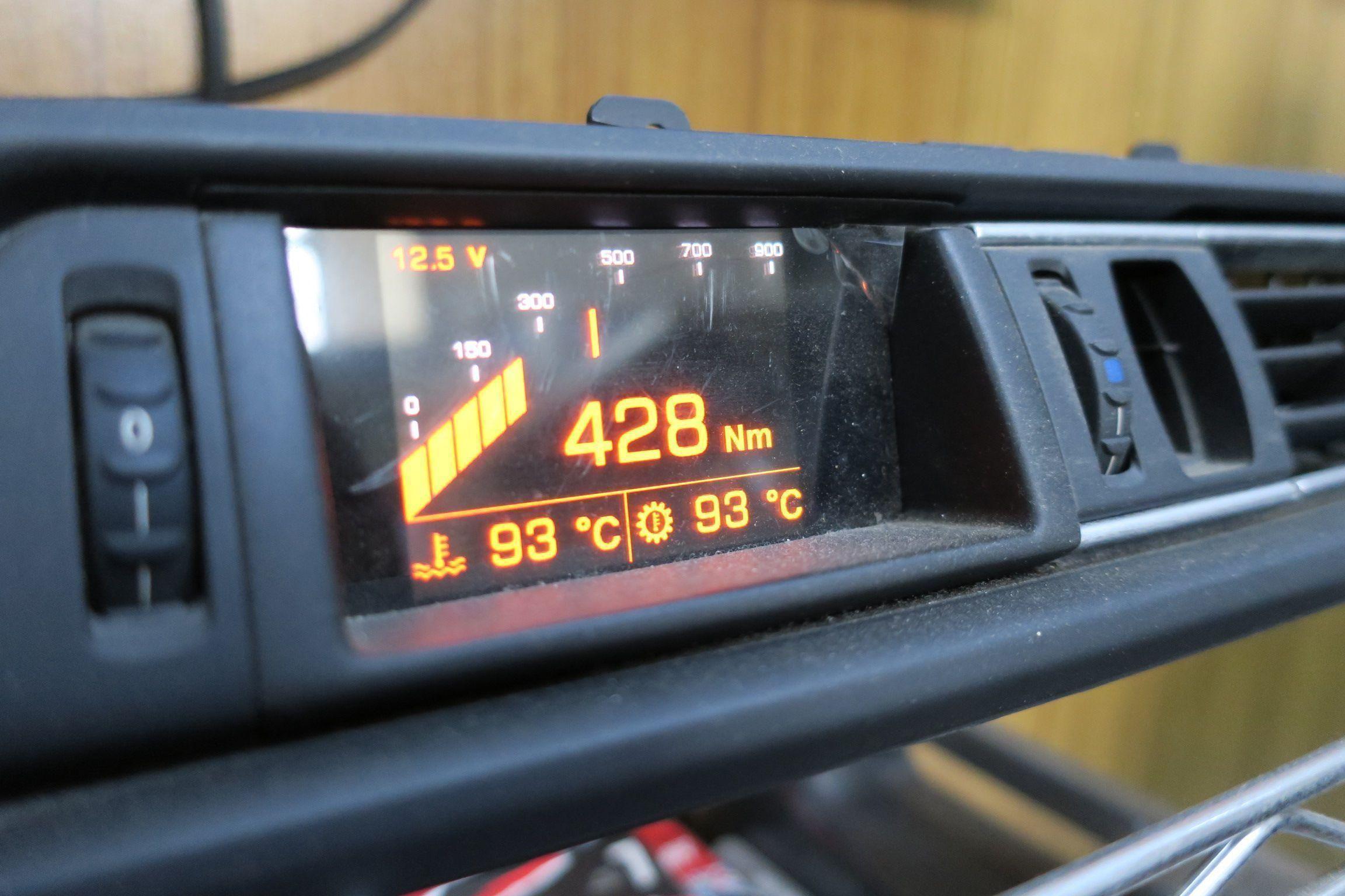 OiCar翊祥汽車數據顯示螢幕