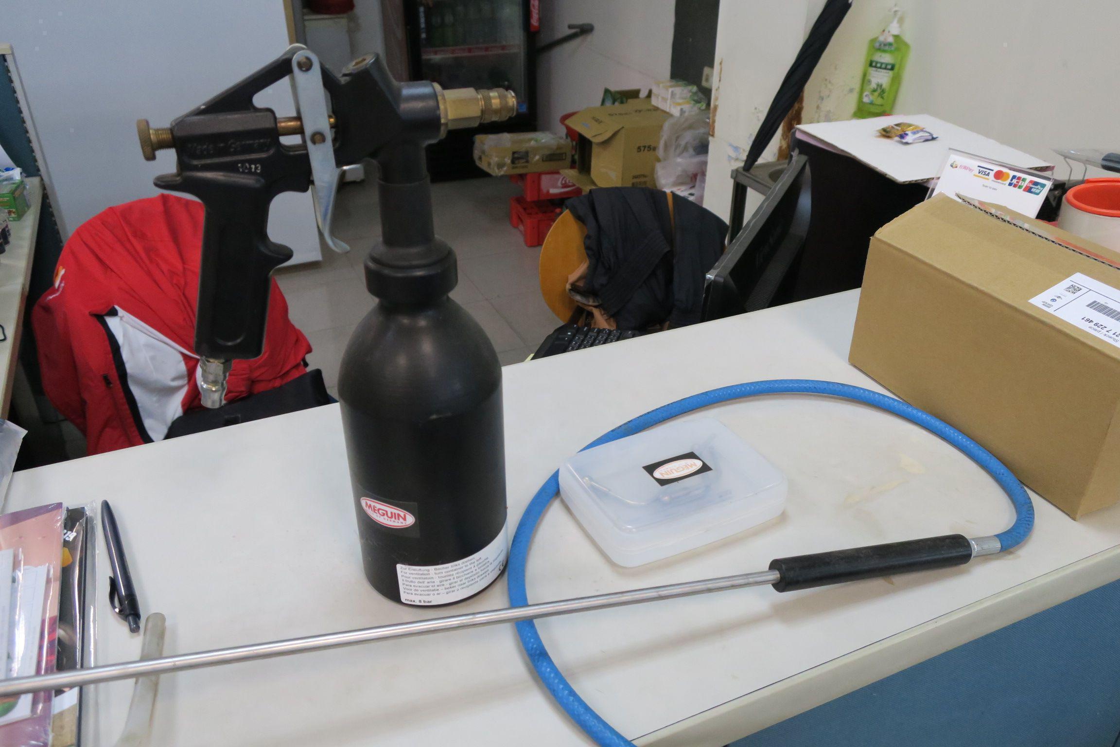 OiCar岳登汽車 DPF專用清洗設備