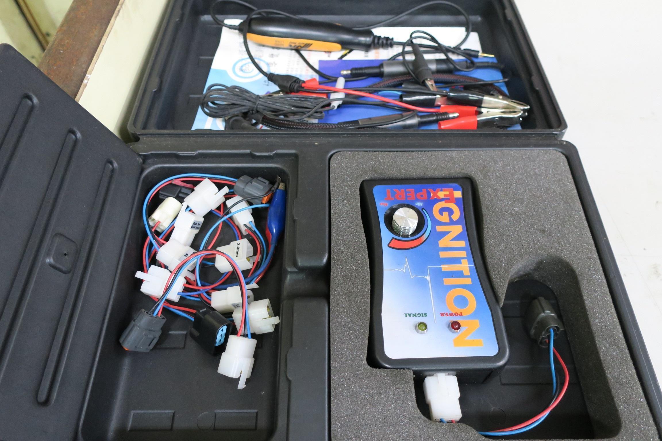 引擎點火系統測試設備。