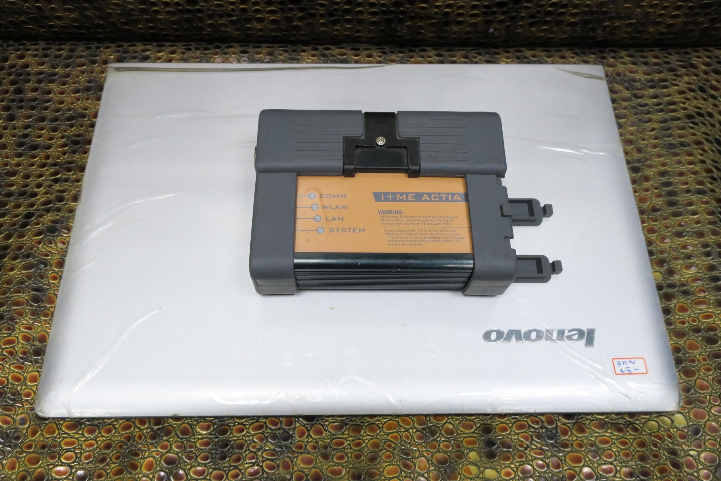 BMW原廠工程版專用診斷電腦系統。