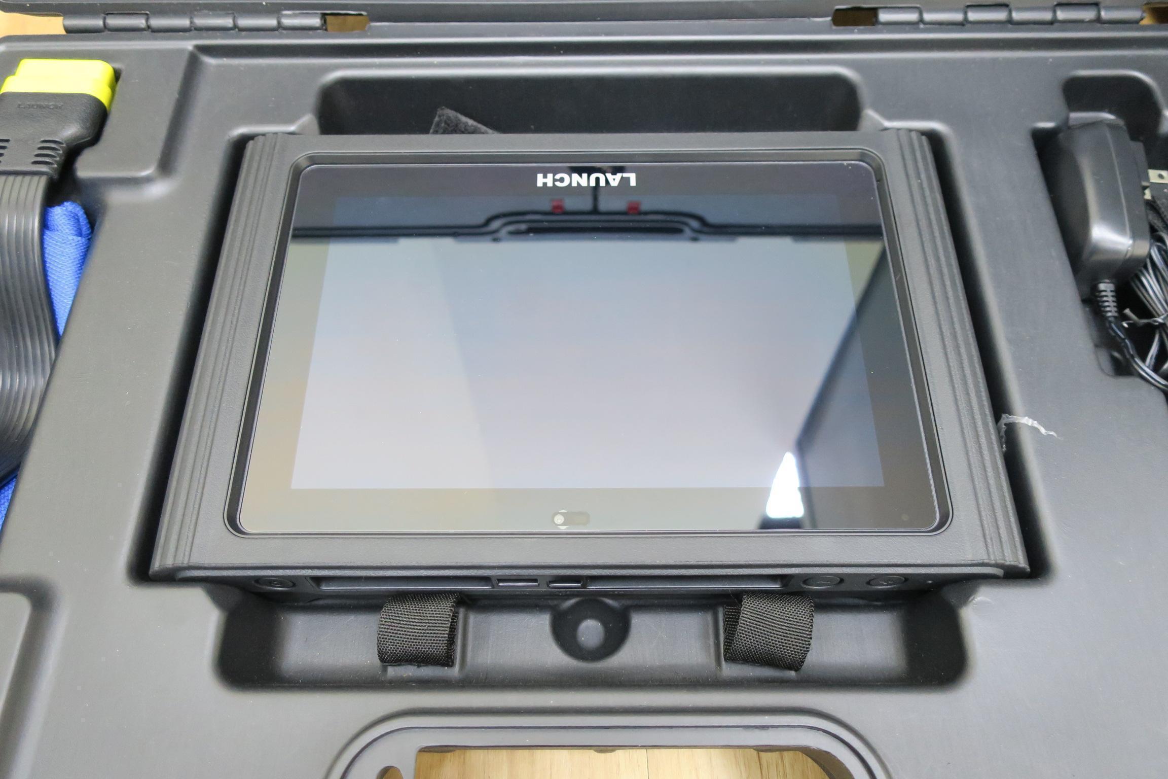 頂級通用版X-431可編程診斷電腦系統。