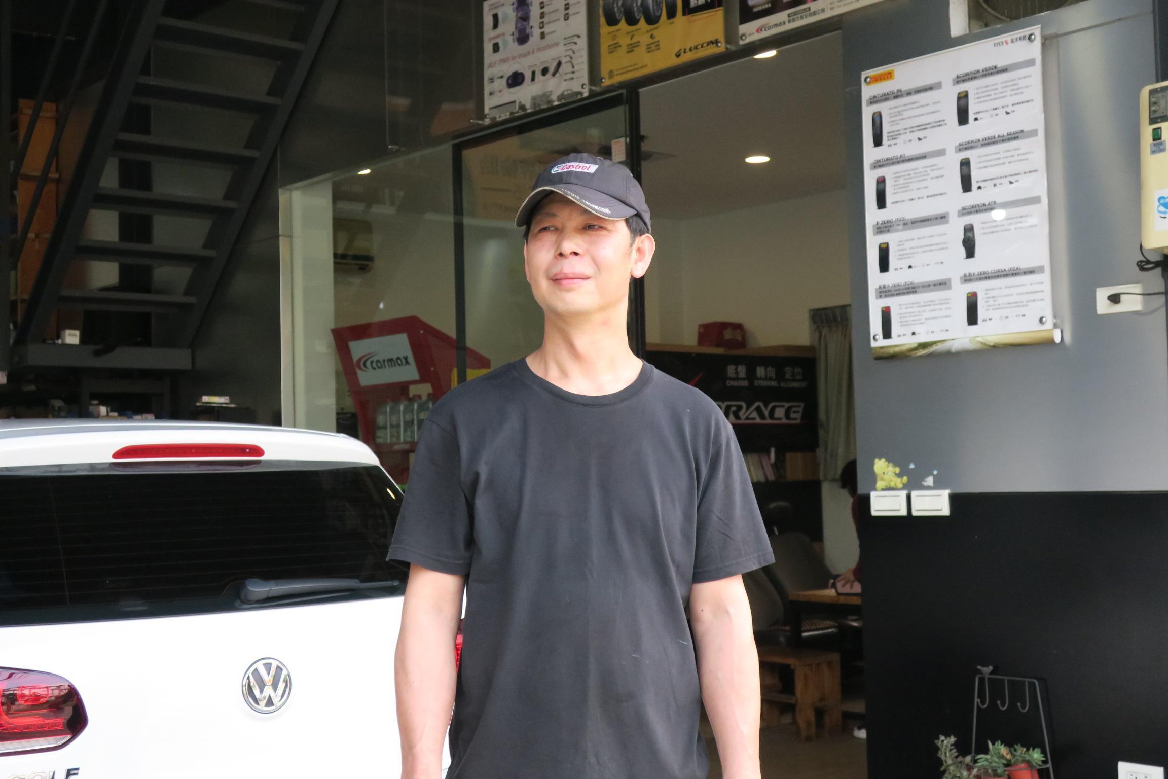 (圖23)富全汽車修護歡迎您的蒞臨,我們提供專業的軟硬體設備,讓您的愛車受到最全面的保修照顧。