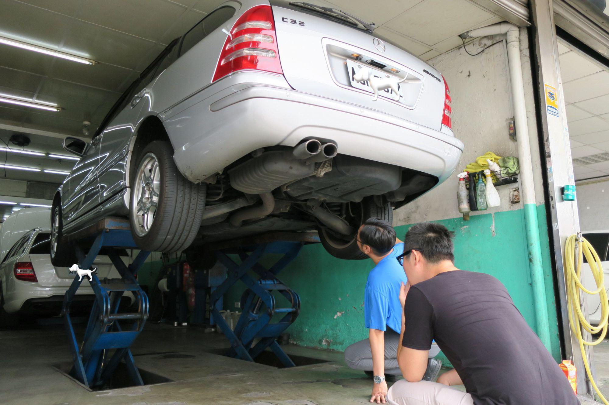 OiCar健駒汽車/M-Benz專修
