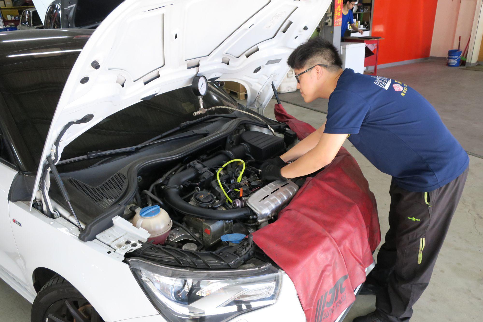 OiCar冠傑汽車保修廠