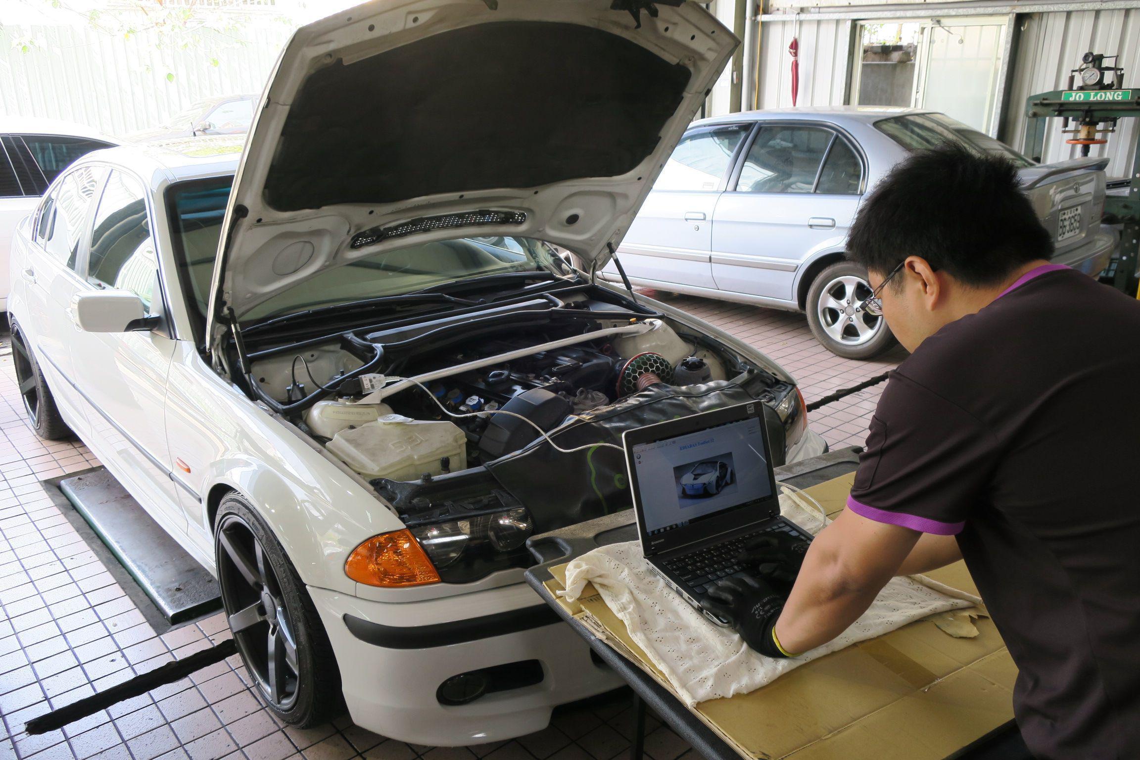 OiCar賽特汽車保修