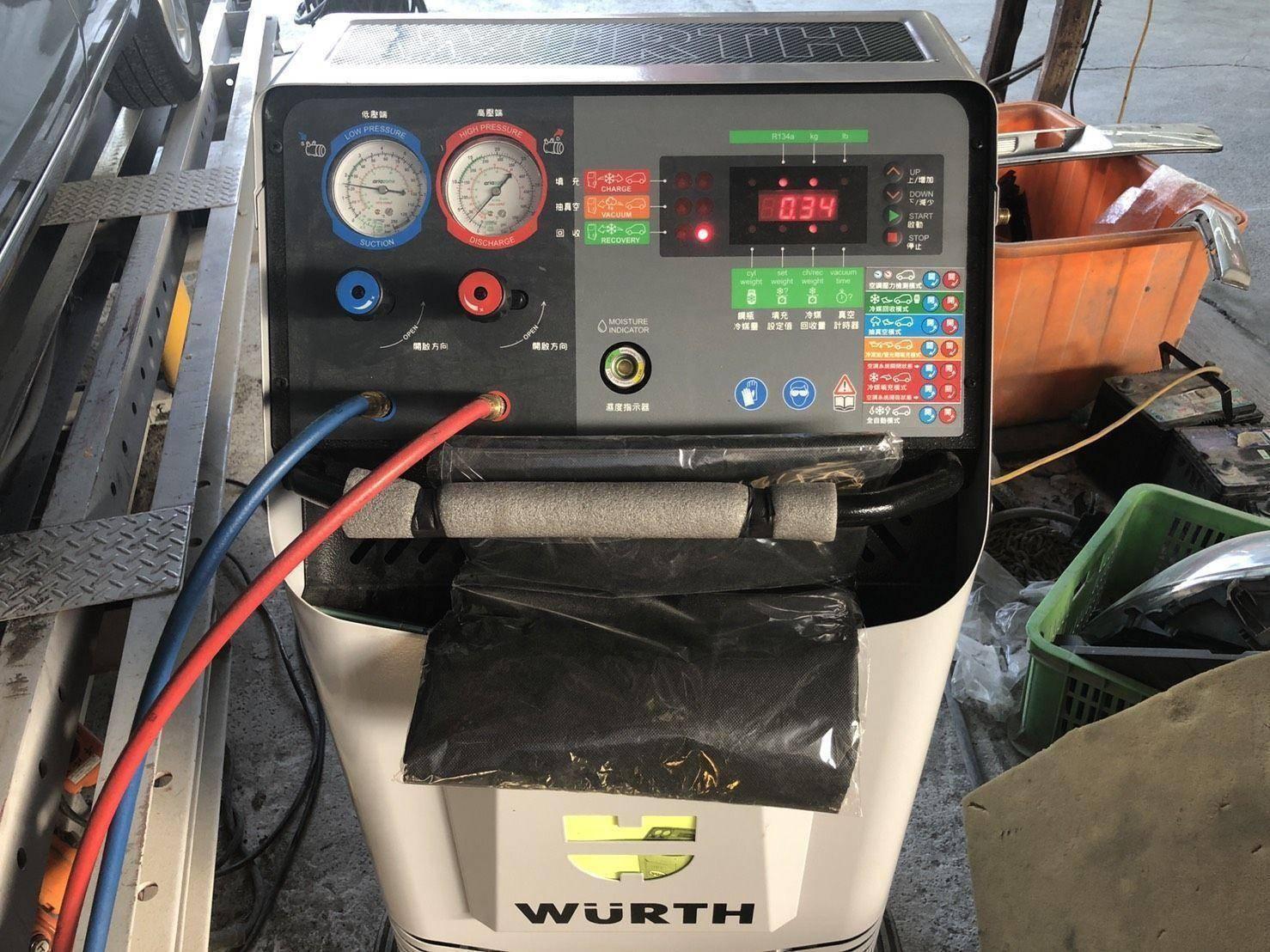 德國進口多功能冷氣專用修護設備